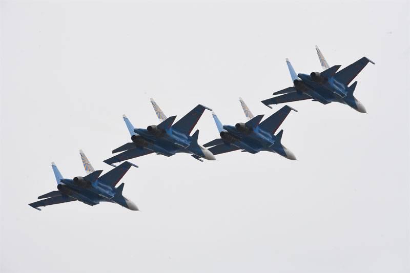 День ВКС РФ отметят военно-воздушным фестивалем