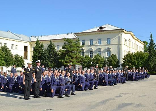 I cadetti della scuola del Mar Nero inizieranno a padroneggiare una nuova specialità
