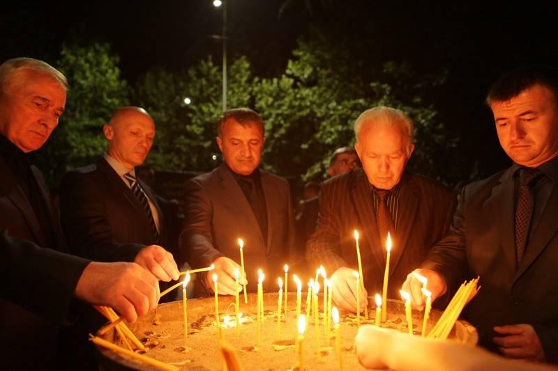 Gürcistan'ın Güney Osetya'ya saldırgan olduğu günden itibaren - 9 yılı