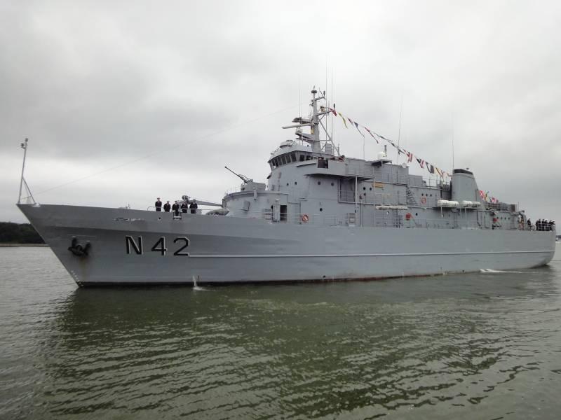 In Lituania, la fase attiva delle esercitazioni navali dei paesi baltici ha dato il via a Baltron