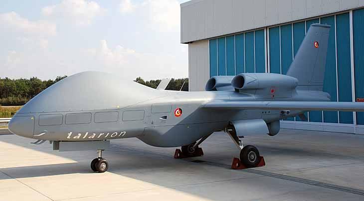 유럽은 Talarion UAV 프로젝트를 포기