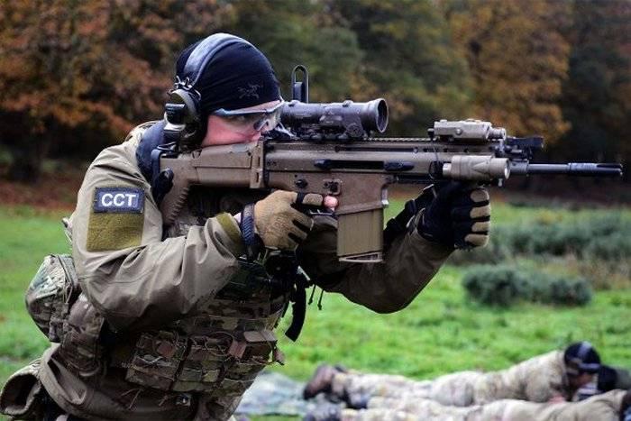 미 국방부는 소총 구경 7,62 × 51 mm를 구입하기위한 입찰을 발표했다.