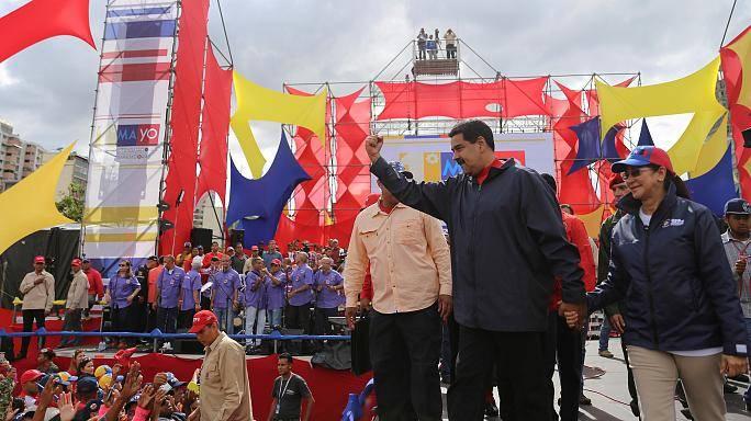 베네수엘라의 새로운 힘