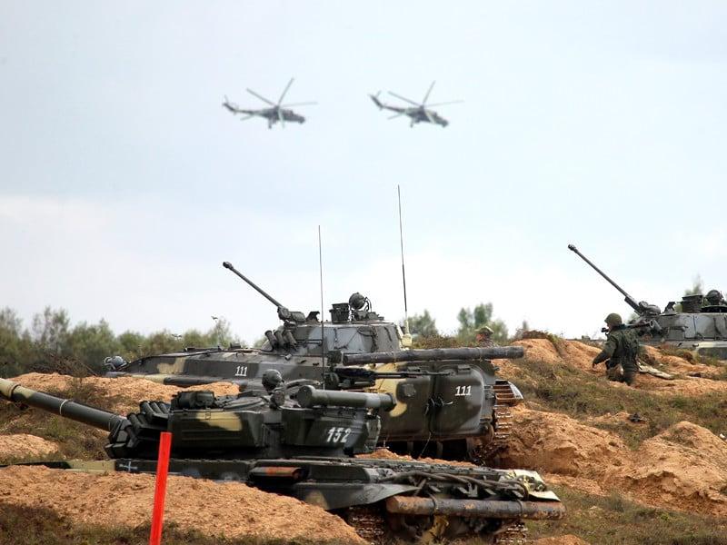 Sull'amore per la NATO, o Tantrum come norma