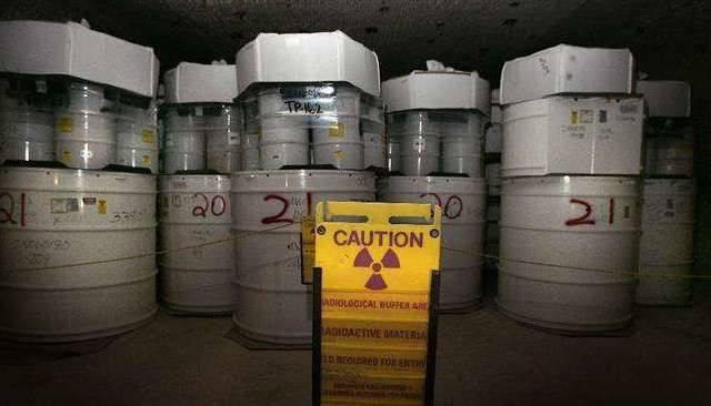 La Carolina del Sud richiede $ 100 milioni per il rifiuto di smaltire il plutonio