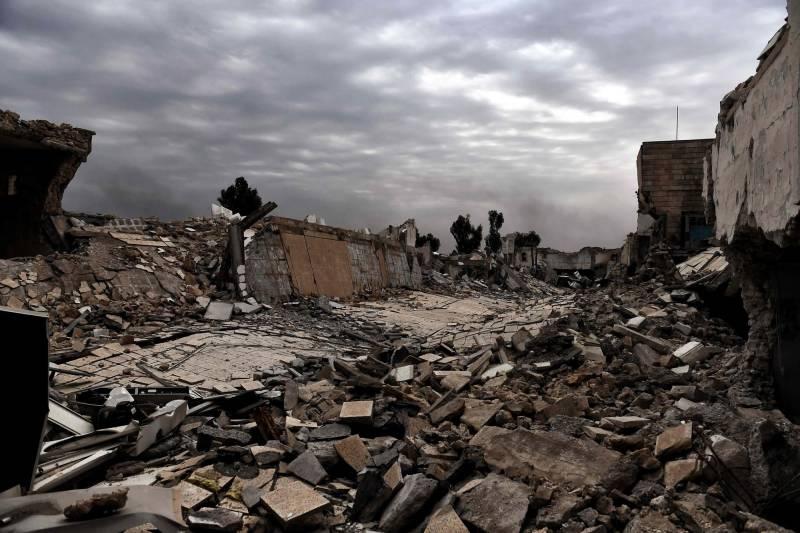 Коалиция воглаве сСША засутки убила 14 детей вСирии
