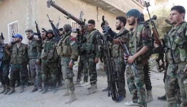 La tribù dell'Altajmalyan sostenne Damasco e si oppose all'ISIS