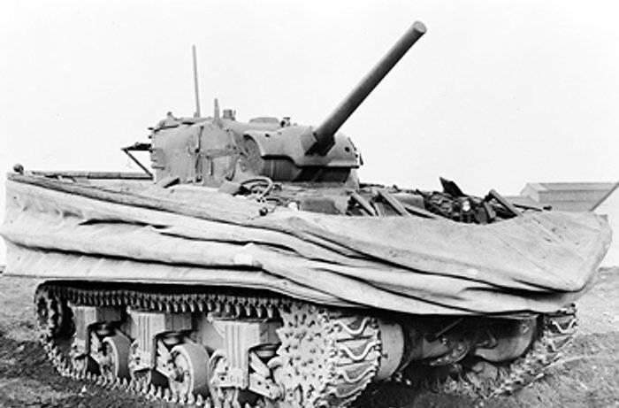 СМИ рассказали, как мечты США создать «плавучий танк» потерпели крах