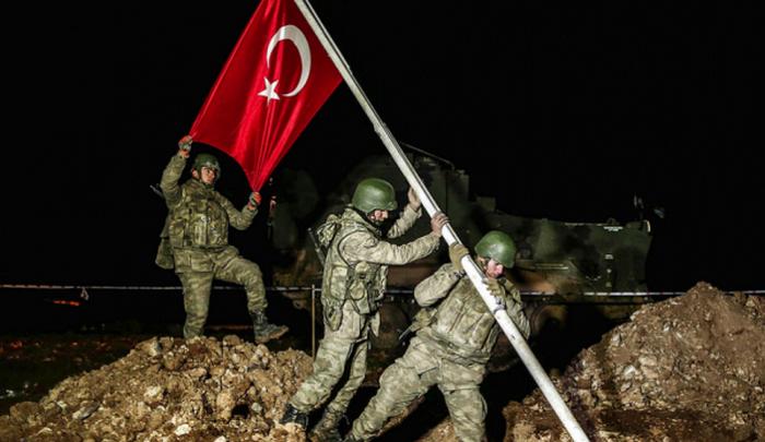 """Турция намерена возобновить операцию """"Щит Евфрата"""""""