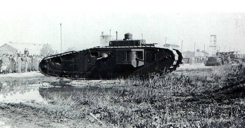 """""""나는 너를보고 너는 나를 가지지 않는다!""""탱크의 스트로브 돔"""