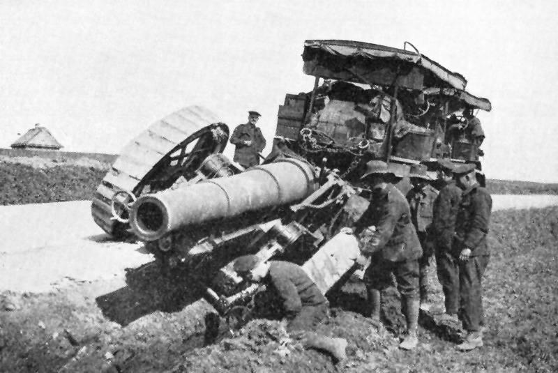 """Field War Hammer""- 영어 8-inch 곡사포 Mk VI - VIII"