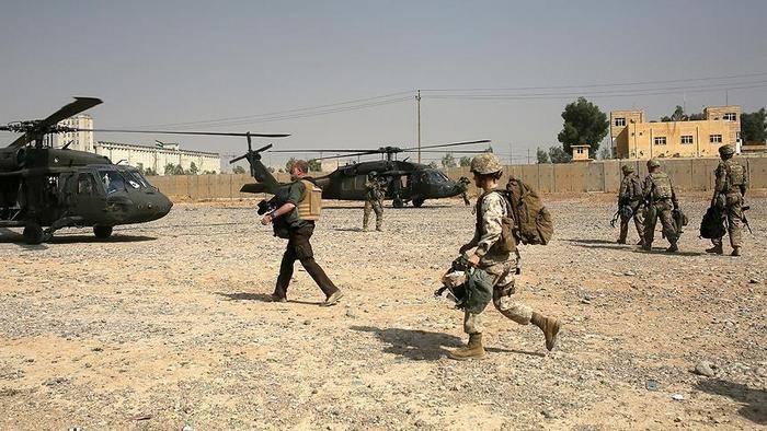 Gli Stati Uniti istituiscono una base militare nel nord dell'Iraq