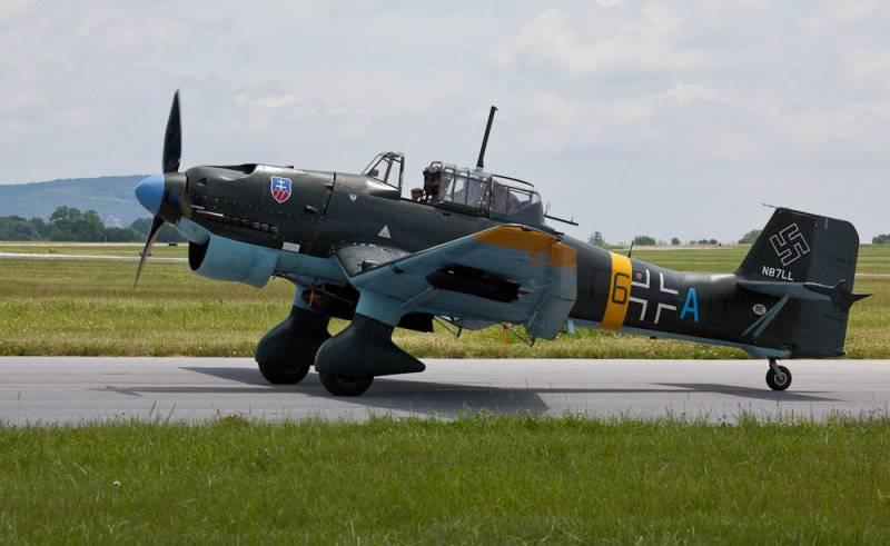 Armée rouge de l'armée de l'air contre la Luftwaffe. Bombardiers. Partie de 1