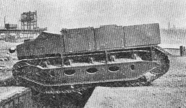 Легкий танк A3E1 (Великобритания)