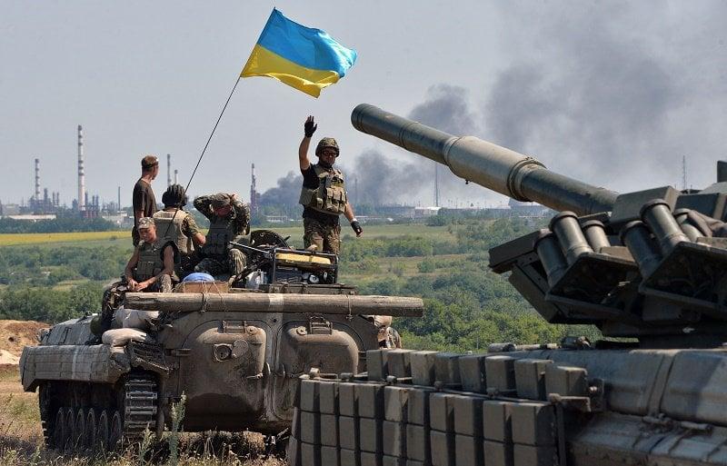 Странная война ВСУ. Возвращение 2014-го...
