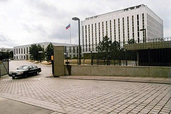 L'ambasciata russa negli Stati Uniti ha risposto ai rimpianti del Dipartimento di Stato sull'espulsione dei diplomatici americani