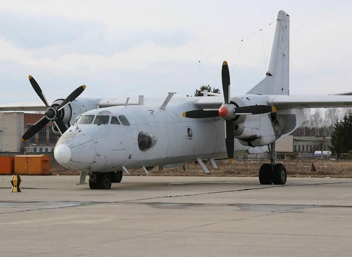 Il Ministero della Difesa russo trasferisce due aerei da trasporto militare An-26 in Kirghizistan