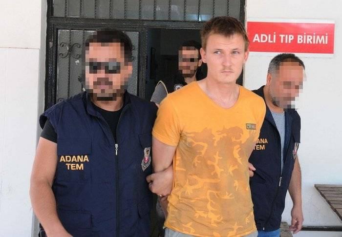Türkiye'de, ABD Hava Kuvvetleri'ne uçağa saldırmayı planlayan bir Rus vatandaşı tutuklandı.