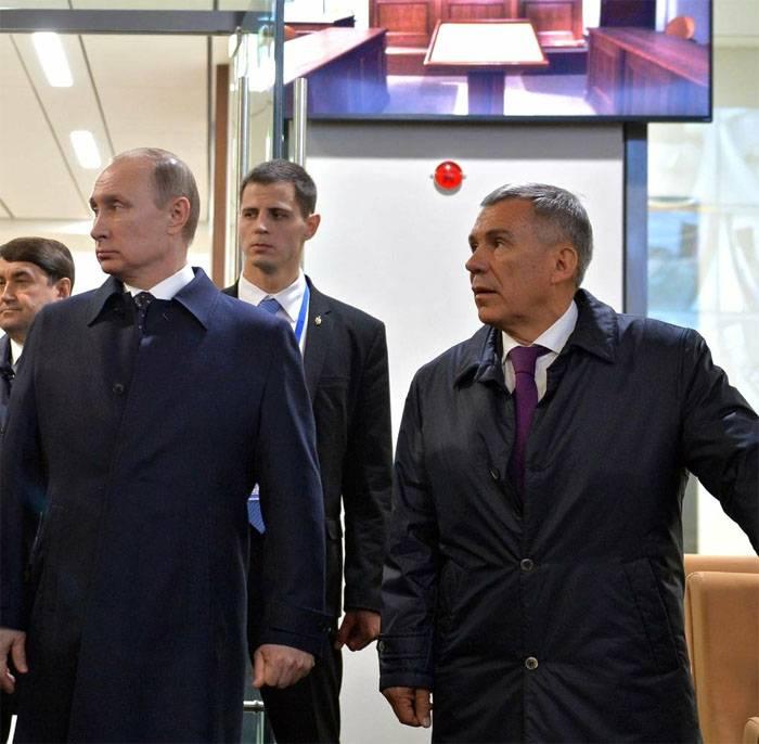 """Чем ответить силам, пытающимся разыграть """"татарскую"""" карту?"""