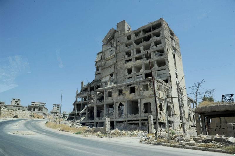 Gli Igiloviti costrinsero la ritirata dell'esercito SAR a est di Homs