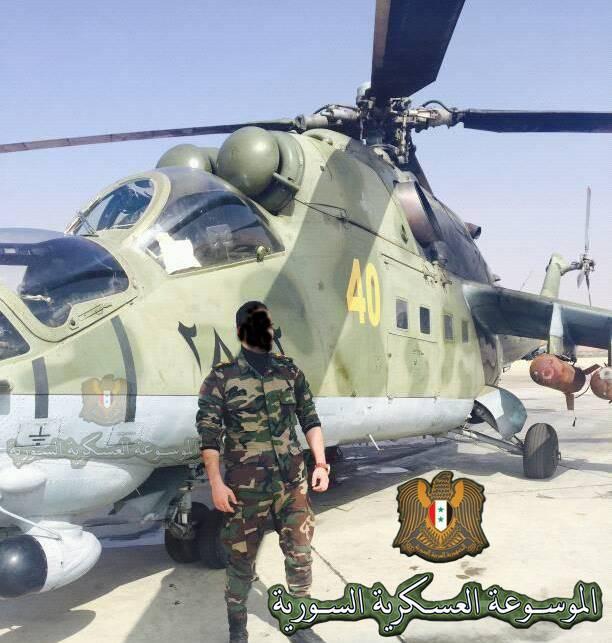 Suriye bir sonraki Mi-24P'ye devredildi