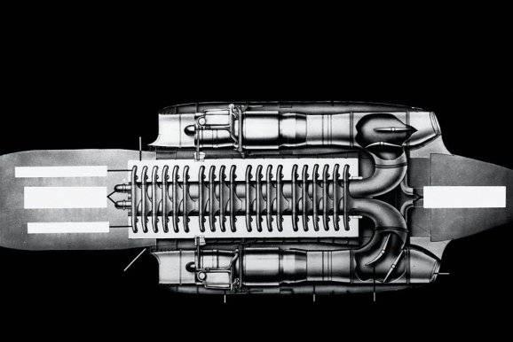 Экспериментальный самолет Lockheed XV-4 Hummingbird (США)
