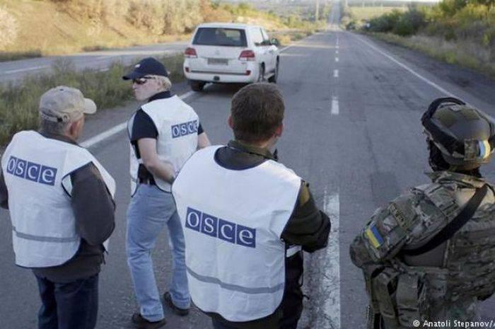 OSCE: dall'inizio dell'anno, nel Donbass, i civili 345 sono stati colpiti, di cui 62 è stato ucciso