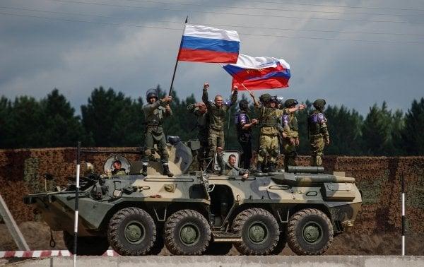 Игры АрМИ-2017 стали стимулом повышения боеготовности войск