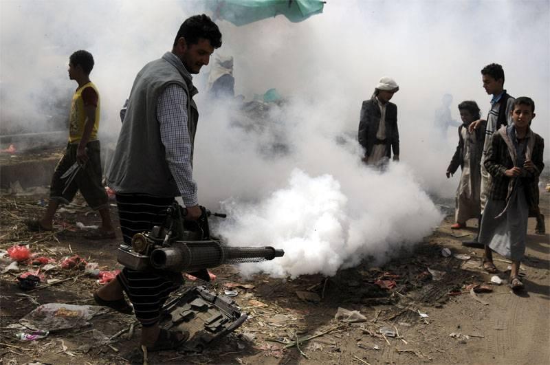 Четверо военнослужащих арабской коалиции погибли при крушении вертолёта в Йемене