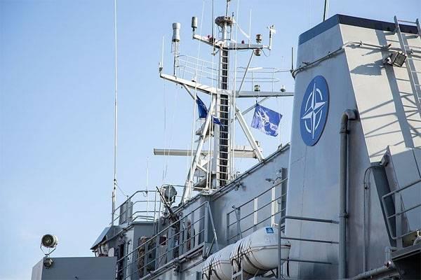 """Корабли НАТО помогут """"разминировать"""" Эстонию"""