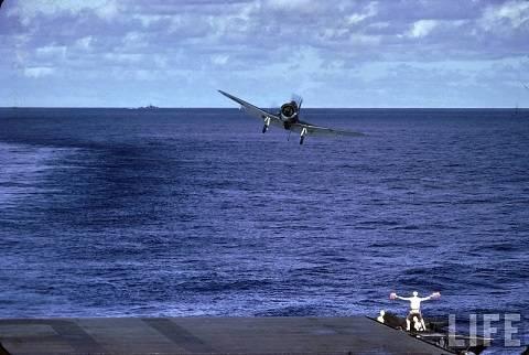 Sorte porta-aviões US Marinha