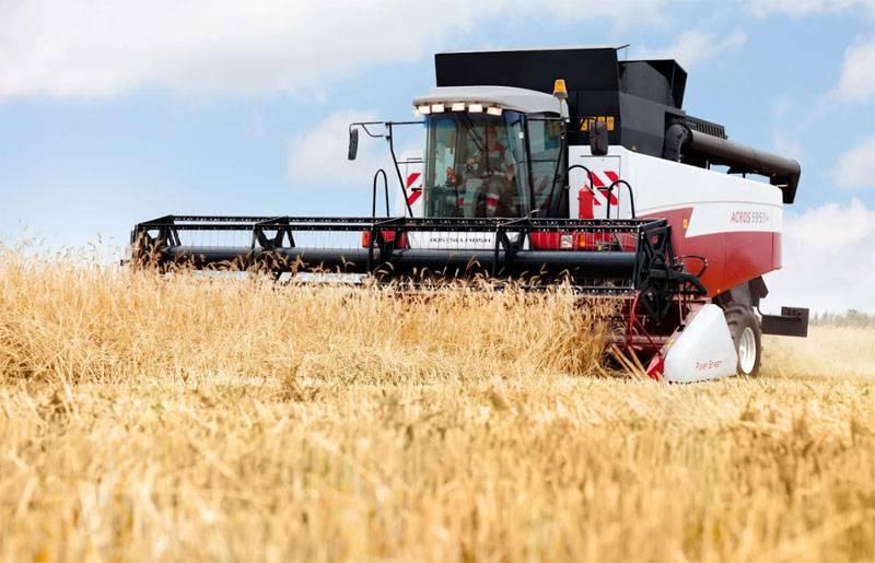 Notícias dos campos, ou sobre a segurança alimentar da Rússia 2017