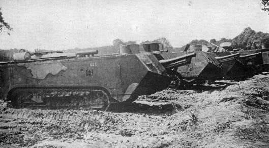 ABD Zırhlı Kuvvetleri Vaftizi. Saint-Miel operasyonunda tanklar. 1'in bir parçası