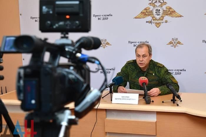 DPR'de güvenlik görevlileri mahalleleri bombalamak için uçağı kullanmakla suçlandı.
