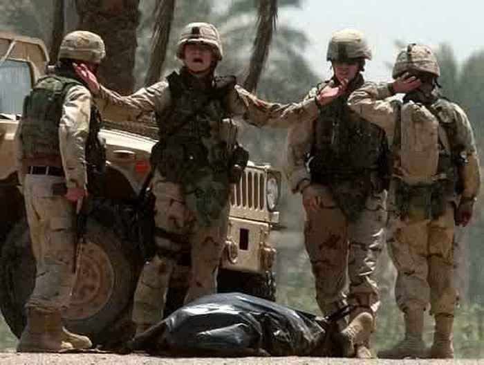 В Ираке погибли двое американских военных, пятеро ранены