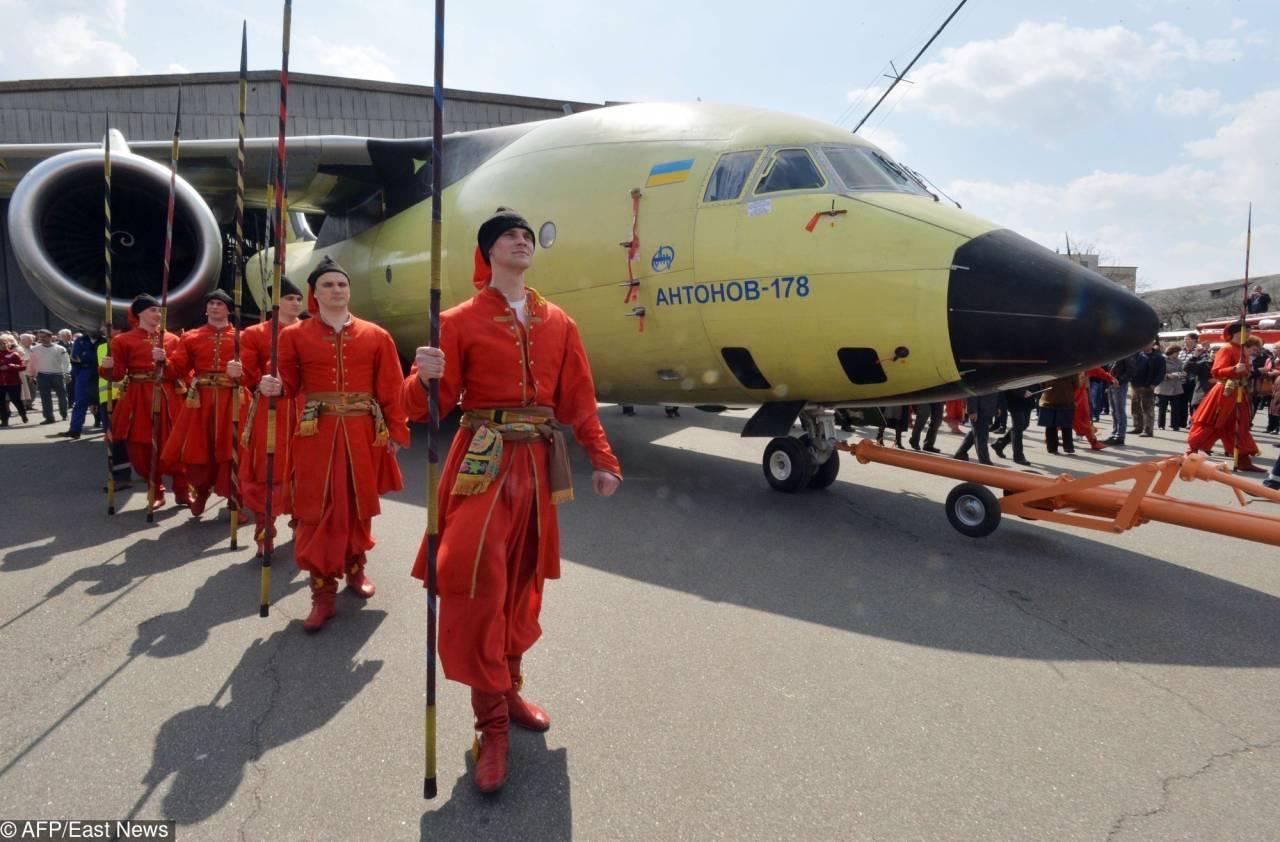 Завод «Антонов» озвучил впечатляющие планы на будущее: десятки самолетов