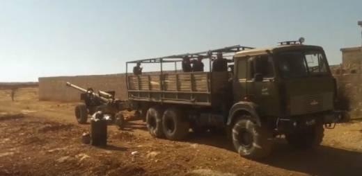MAZ-6317 IN SIRIA