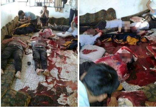 ВСирии убили семерых членов гуманитарной организации