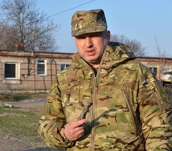 Турчинов: Статью о поставках Киевом ракетных двигателей КНДР спровоцировали спецслужбы РФ
