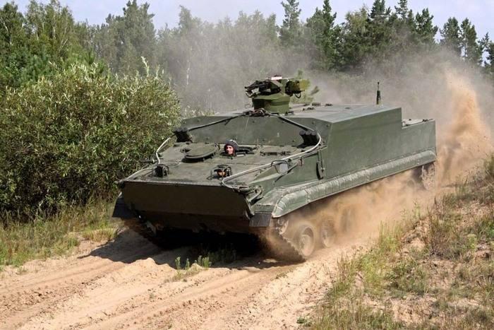 Индонезия планирует закупить БТ-3Ф
