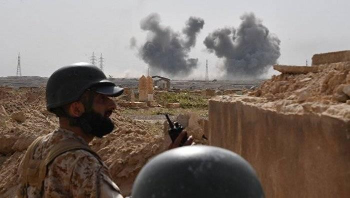 Российские военные помогли Сирийской армии провести уникальную операцию