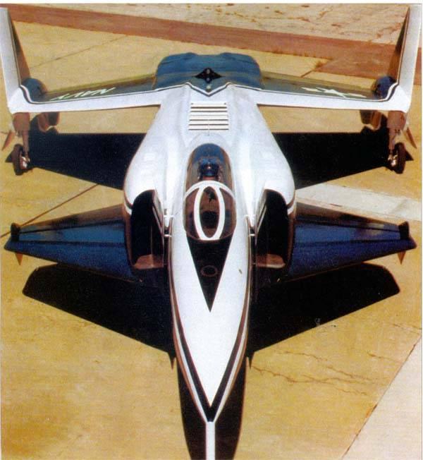 실험용 로크웰 XFV-12 (미국)