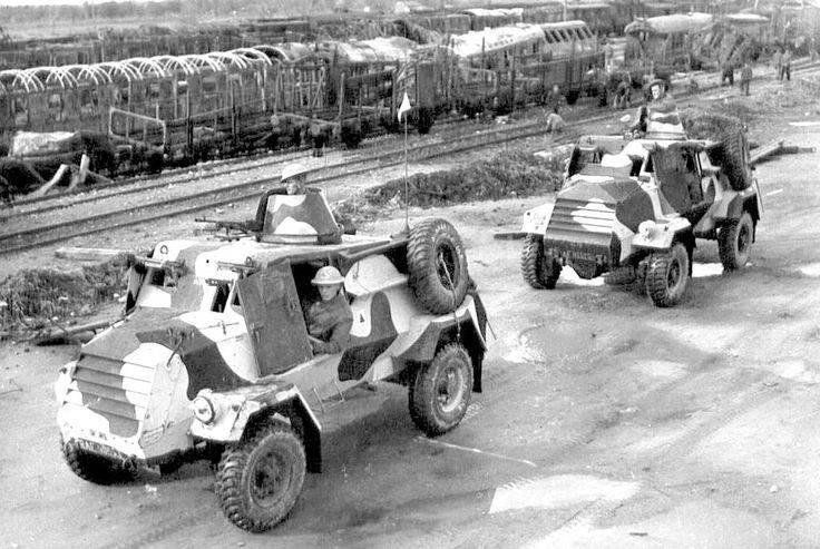 Колёсная бронетехника времён Второй мировой. Часть 18. Бронеавтомобиль Otter Light Reconnaissance Car (Канада)