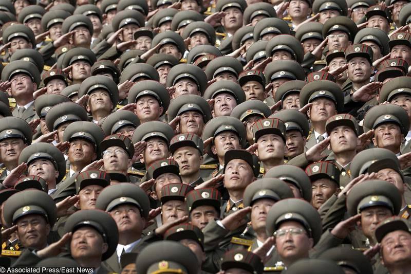Militar da RPDC apresentou a Kim Jong Un um plano para atacar nos Estados Unidos