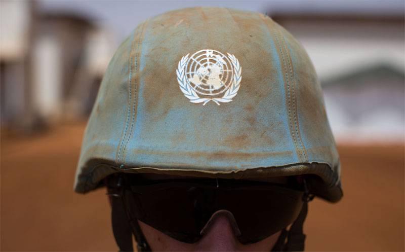 말리 유엔 평화 유지군 공격. 죽은 사람과 부상자가있다.