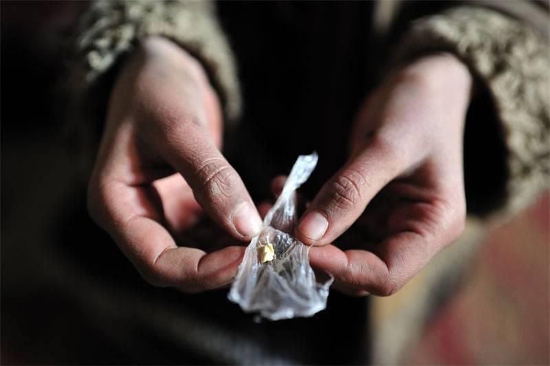 A poção vem até nós. Sobre a tarefa mais importante dos Estados Unidos na preservação do tráfico de drogas do Afeganistão