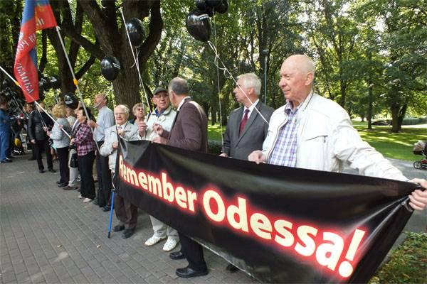 Odessa'yı hatırladın mı? Mayıs ayındaki 2 trajedisine Maidan karşıtı olan kişi Ukrayna'ya sınır dışı edildi