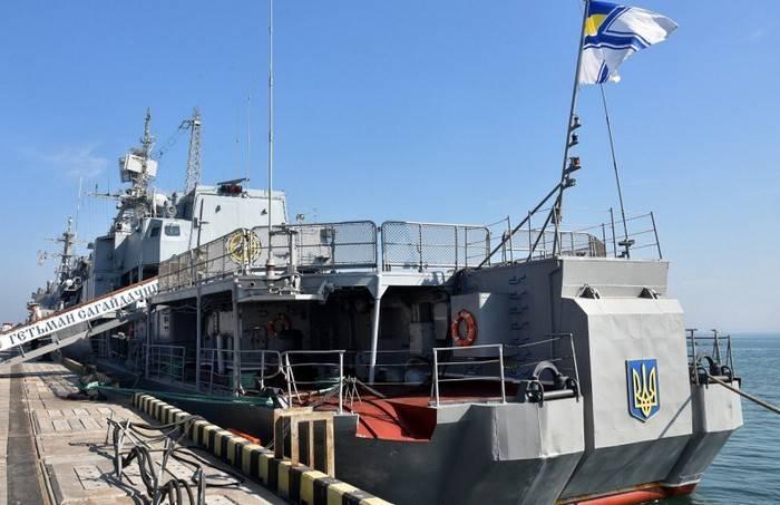 L'ammiraglio ucraino ha annunciato l'imminente cessazione della marina ucraina