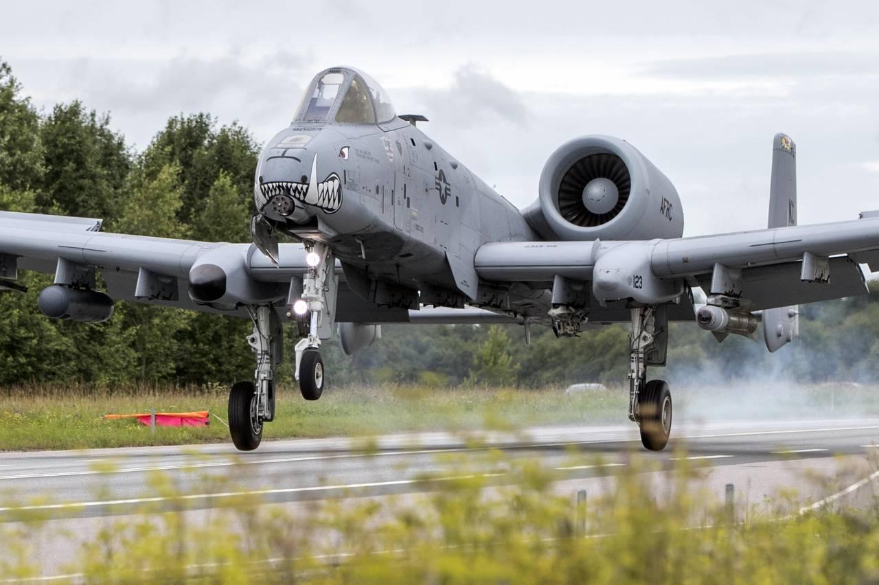Штурмовики США приземлятся насамом огромном острове Эстонии