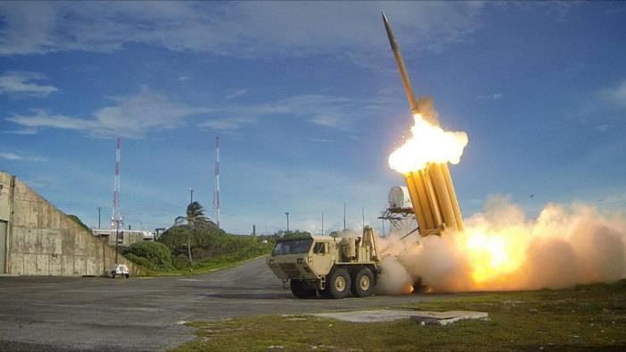 Estados Unidos implantaram complexos atualizados Patriot na Coreia do Sul